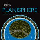 Firefly Planisphere: Latitude 42 Degrees North Cover Image