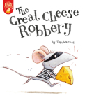 The Great Cheese Robbery (Let's Read Together) Cover Image