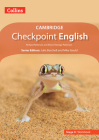 Collins Cambridge Checkpoint English – Stage 9: Workbook Cover Image