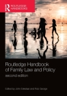 Routledge Handbook of Family Law and Policy Cover Image