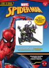 Learn to Draw Marvel Spider-Man: How to draw your favorite characters, including Spider-Man, the Green Goblin, and Vulture! (Licensed Learn to Draw) Cover Image