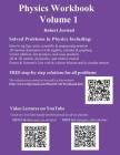 Physics Workbook Volume 1 Cover Image