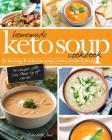 Homemade Keto Soup Cookbook: Fat Burning & Delicious Soups, Stews, Broths & Bread. Cover Image