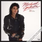 Michael Jackson 2021 Square Foil Cover Image
