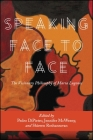 Speaking Face to Face (Suny Series) Cover Image