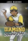 Diamond Double Play (Jake Maddox Sports Stories) Cover Image