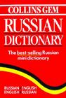 Collins Gem Russian Dictionary Cover Image