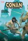 Conan The Barbarian By Aaron & Asrar HC Cover Image