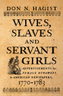Wives, Slaves, and Servant Girls: Advertisements for Female Runaways in American Newspapers, 1770–1783 Cover Image