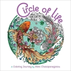 Circle of Life Coloring Cover Image