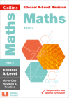 Collins A-level Revision – Edexcel A-level Maths Year 2 All-in-One Revision and Practice Cover Image