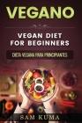 Vegano: Deliciosas recetas veganas en olla de cocción lenta para vegetarianos y crudiveganos Cover Image