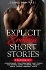 Explicit Erotcia Short Stories (2 Books in 1): Forbidden and Explicit Sex Taboo Short Stories for Men and Women - Extremely Naughty Erotic Content for Cover Image