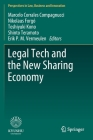 Legal Tech and the New Sharing Economy (Perspectives in Law) Cover Image