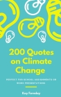 200 Quotes on Climate Change Cover Image
