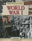 World War I (Primary Sources in U.S. History) Cover Image