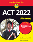 ACT 2022 for Dummies Cover Image