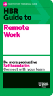 HBR Guide to Remote Work Cover Image