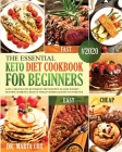 The Essential Keto diet Cookbook For Beginners Cover Image