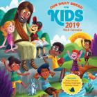 Our Daily Bread for Kids 2019 Wall Calendar Cover Image