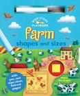 Farm Shapes and Sizes [With Pens/Pencils] Cover Image