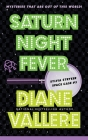 Saturn Night Fever: Space Case Cozy Mystery #3 Cover Image