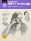 Drawing: Faces & Expressions: Learn to draw step by step (How to Draw & Paint) Cover Image
