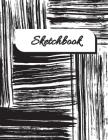 Sketchbook: 120 Blank 8.5