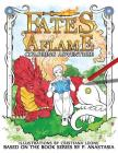 Fates Aflame Coloring Adventure: Dragons, magic, and mythical creatures from the book series Cover Image