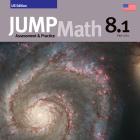 Jump Math CC AP Book 8.1: Common Core Edition Cover Image