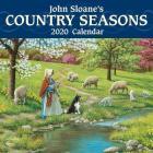 John Sloane's Country Seasons 2020 Mini Wall Calendar Cover Image
