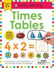 Wipe Clean Workbook: Times Tables (enclosed spiral binding) (Wipe Clean Learning Books) Cover Image