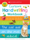 Cursive Practice Learning Pad: Scholastic Early Learners (Learning Pad) Cover Image