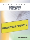 Ceoe Osat English Field 07 Practice Test 2 Cover Image