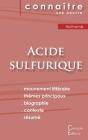 Fiche de lecture Acide sulfurique de Nothomb (Analyse littéraire de référence et résumé complet) Cover Image