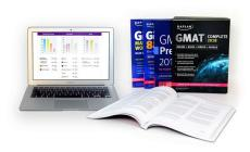 GMAT Complete 2018: The Ultimate in Comprehensive Self-Study for GMAT (Kaplan Test Prep) Cover Image