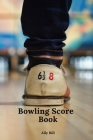 Bowling Score Book Cover Image