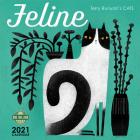 Feline 2021 Wall Calendar Cover Image