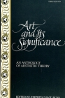 Art and Its Significance: An Anthology of Aesthetic Theory, Third Edition Cover Image