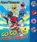 Power Rangers: Go Go Power Rangers! (4-Button Sound Books) Cover Image