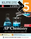 5 Steps to a 5: AP Chemistry 2020 Elite Student Edition Cover Image