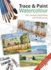 Trace & Paint Watercolour Cover Image