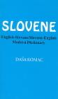 Slovene-English/English-Slovene Modern Practical Dictionary Cover Image