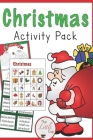 christmas activity pack: christmas activity pack size 6*9 112 pages Cover Image