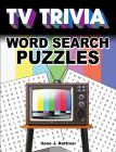 TV Trivia Word Search Puzzles Cover Image