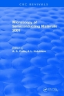 Microscopy of Semiconducting Materials 2001 Cover Image