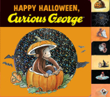 Happy Halloween, Curious George tabbed board book Cover Image