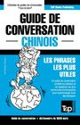 Guide de conversation Français-Chinois et vocabulaire thématique de 3000 mots Cover Image