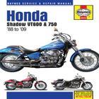 Honda Shadow Vt600 & 750 1988 to '09 Cover Image