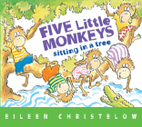 Five Little Monkeys Sitting in a Tree (A Five Little Monkeys Story) Cover Image